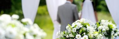 Addobbi Floreali per il matrimonio da Galleria D'Arte Scarano