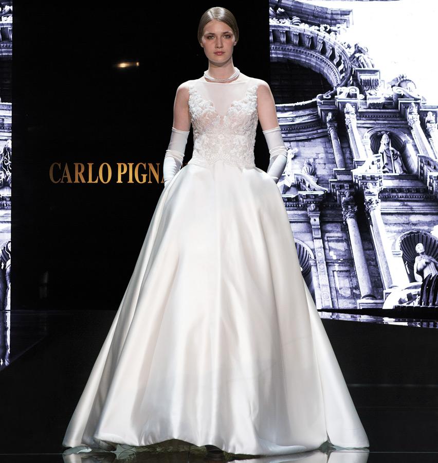 ef55cc9084b6f Carlo Pignatelli abiti da sposa 2015 2016