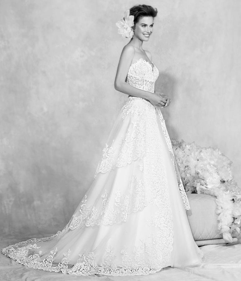 1e58e99143eb Carlo Pignatelli abiti da sposa 2015 2016