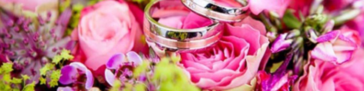 Scegliere il colore adatto per il tuo matrimonio: le tendenze 2016