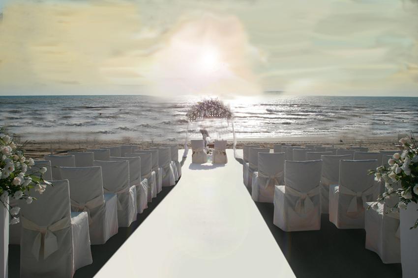 Matrimonio Simbolico In Spiaggia : Il matrimonio in spiaggia una realtà anche italiana