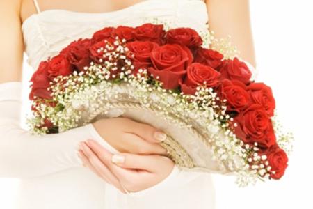bouquet sposa particolari
