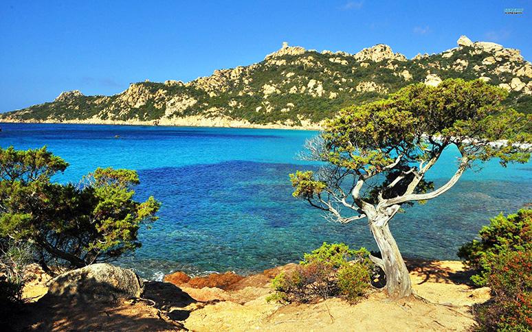 Luna di miele 2016: Corsica