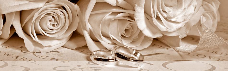 FEDI NUZIALI: STORIA E TRADIZIONE DELL'ANELLO MATRIMONIALE
