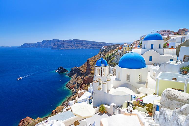 Luna di miele 2016: Grecia
