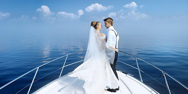 La tua Cerimonia nuziale in barca: da oggi è possibile!