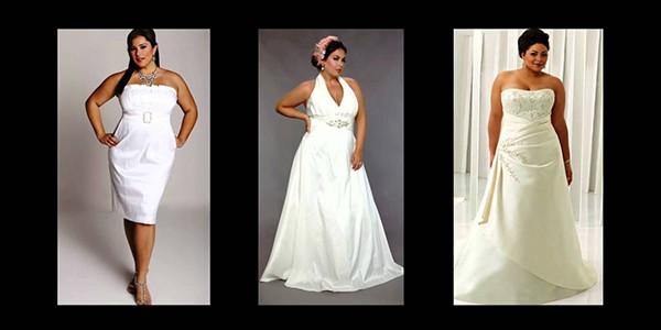 Vestiti da sposa per ragazze… formose