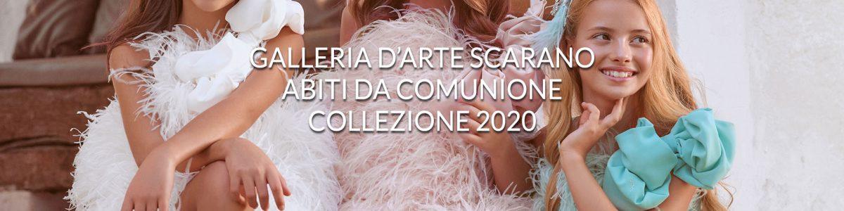 Abiti da comunione Collezione 2020